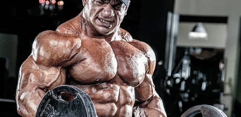 Big Ramy Diet and Workout Plan