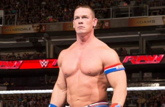 John Cena Diet Chart and Workout Routine