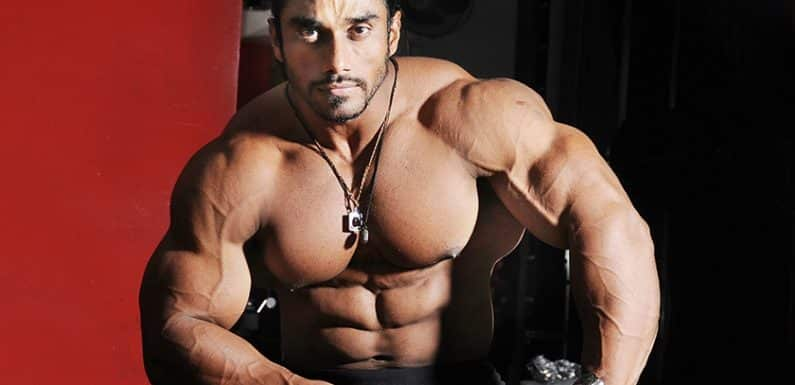 Sangram Chougule Workout and Diet Plan