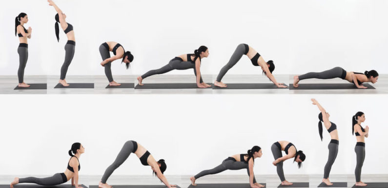 Surya Namaskar Steps And Benefits
