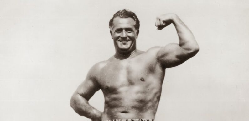 Charles Atlas Workout Routine, Diet and Fitness