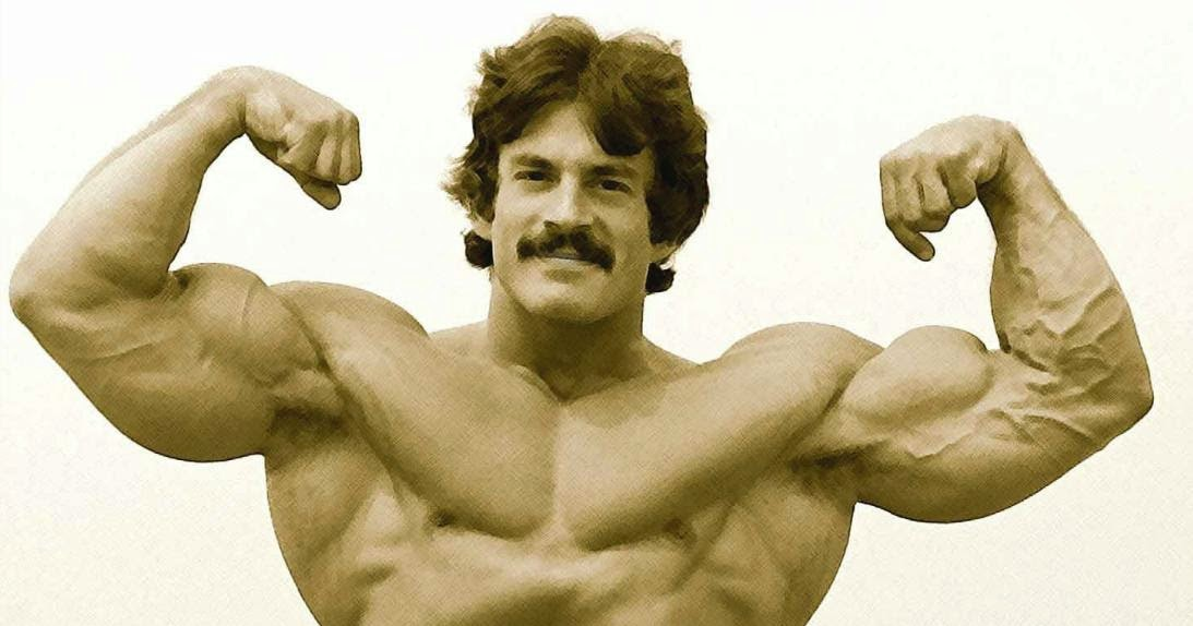 Mike Mentzer Diet and Workout