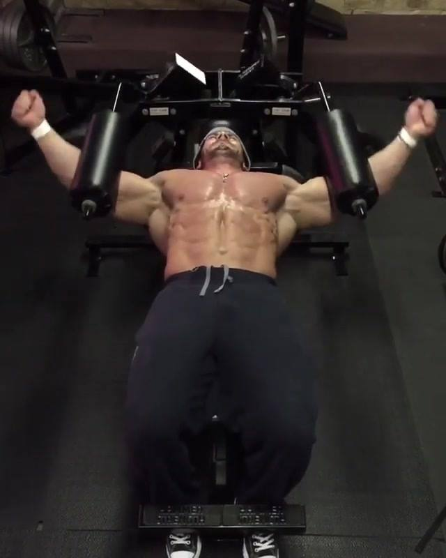 Joey Swoll Workout