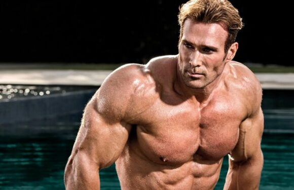 Mike O'Hearn Diet and Workout Routine