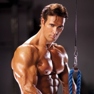 Mike O'hearn Body Measurement