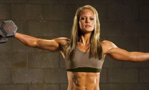 Nicole Wilkins Diet and Workout