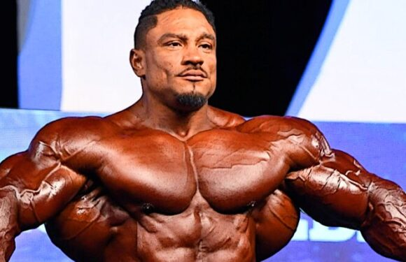Roelly Winklaar Diet and Workout Routine