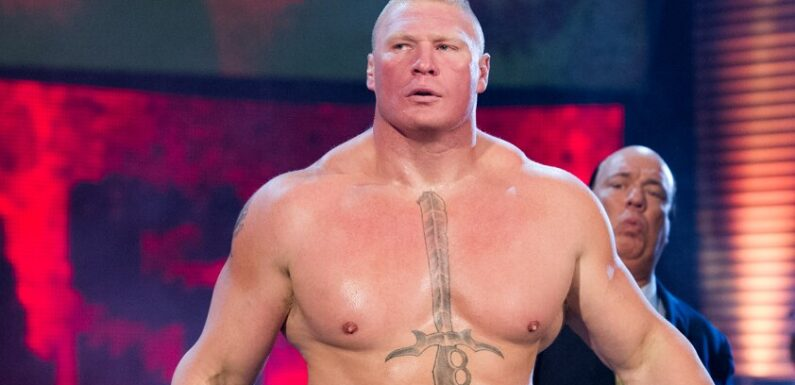 Brock Lesnar Diet and Workout