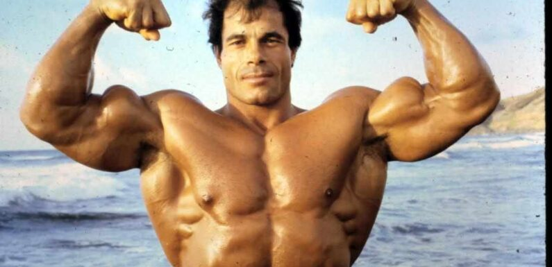 Franco Columbu Diet and Workout