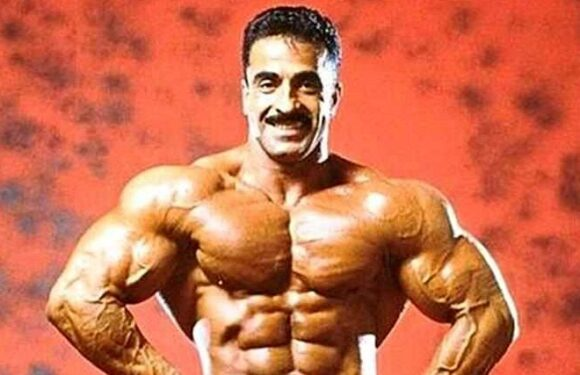 Samir Bannout Diet and Workout Routine