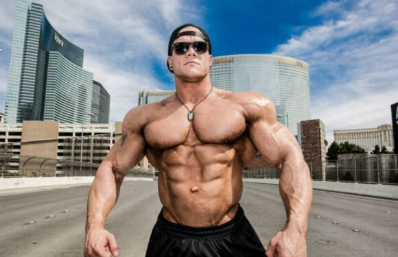 Dallas McCarver Diet and Workout Routine