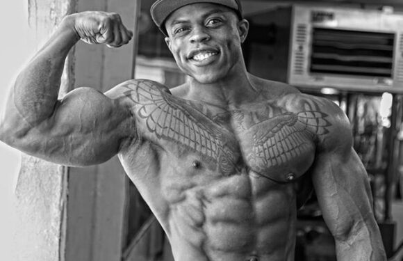 Andre Ferguson Diet and Workout